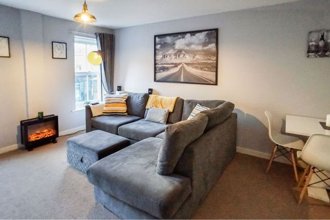 Thumbnail Flat for sale in Brewery Lane, Penrith