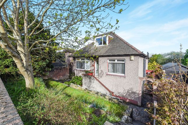 Thumbnail Detached bungalow for sale in Corsebar Road, Paisley