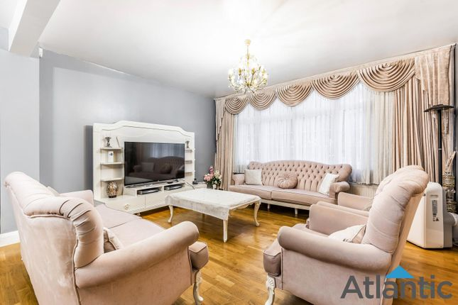 Thumbnail Semi-detached house for sale in Village Road, Enfield
