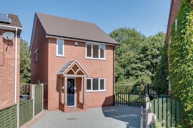 Thumbnail Detached house for sale in Walls Road, Stoke Prior, Bromsgrove