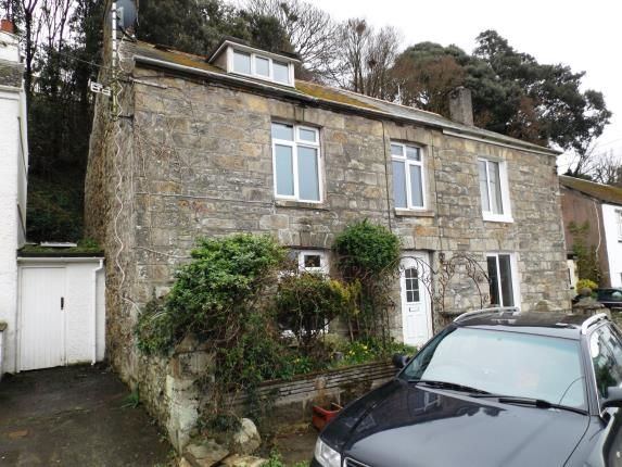 3 bed terraced house for sale in Pentewan, St. Austell, Cornwall