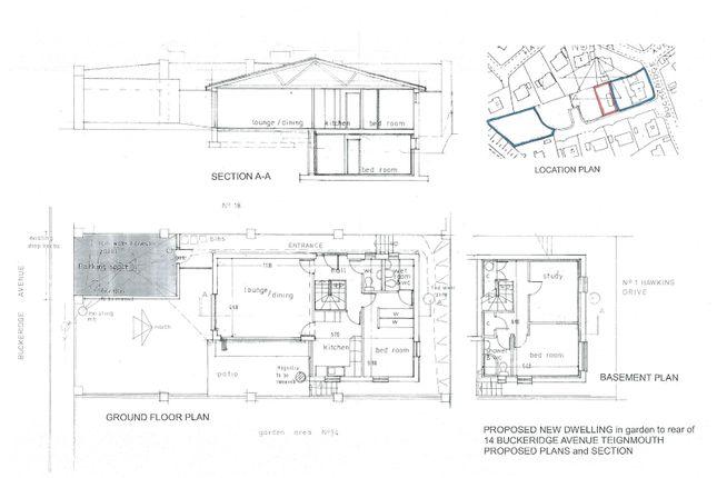 Proposed Dwelling Plans