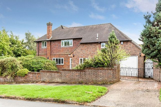 Thumbnail Detached house for sale in Harland Way, Bidborough, Tunbridge Wells