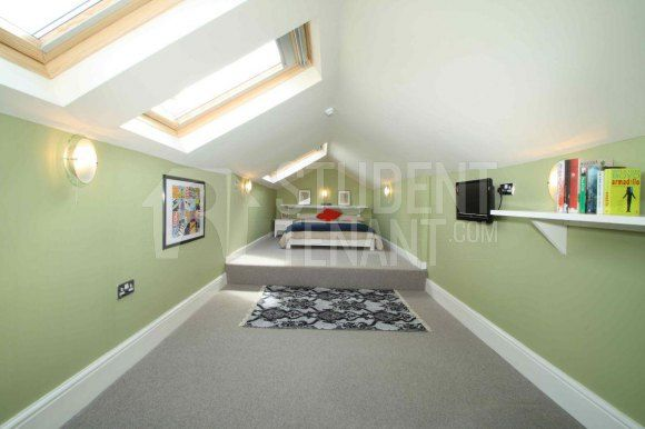 Thumbnail Shared accommodation to rent in Fishergate, York