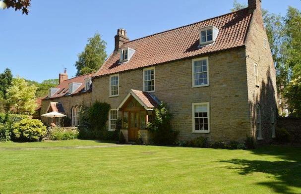Thumbnail Detached house to rent in Hall Farm, Burrill Lane, Brantingham