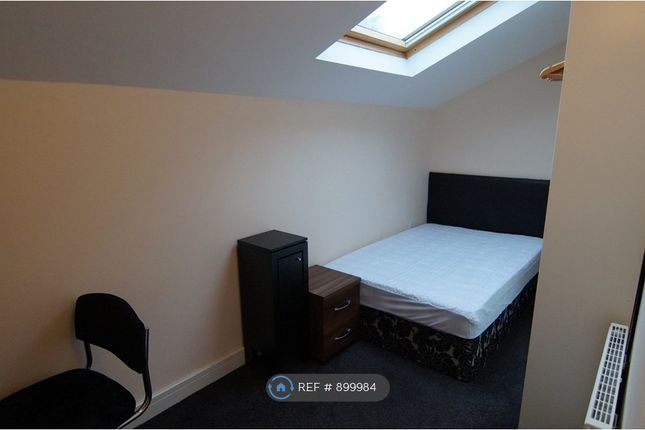 Bedroom, Velux Window, Double Bed