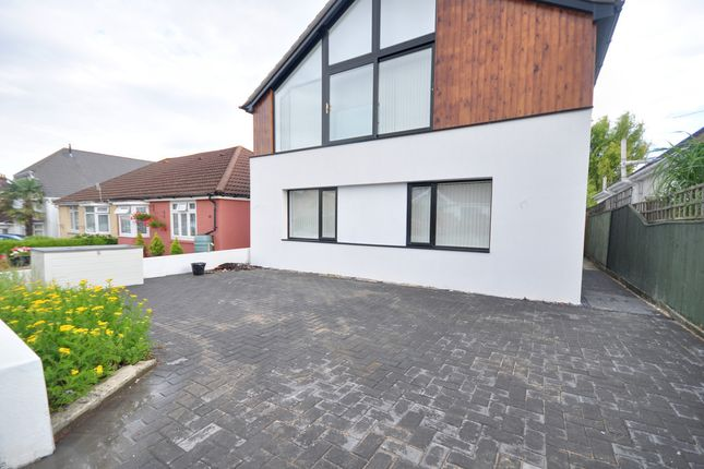 Thumbnail Detached house to rent in Sherwood Avenue, Parkstone, Poole