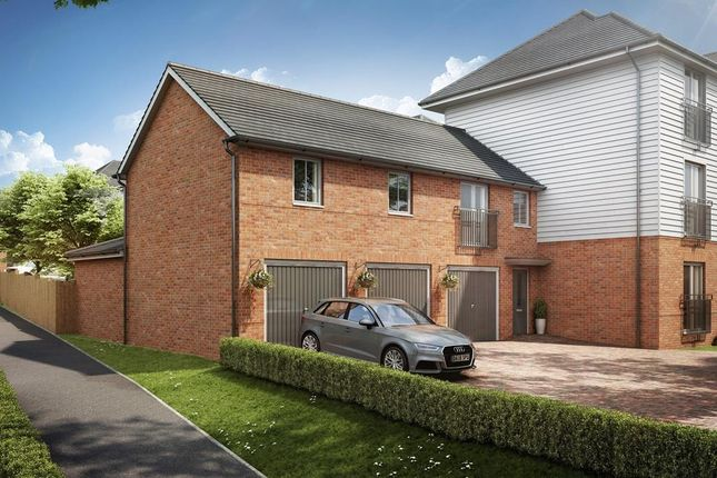 """Thumbnail End terrace house for sale in """"Walsham"""" at Rocky Lane, Haywards Heath"""
