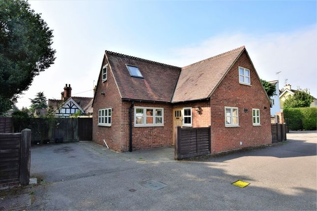 Thumbnail Semi-detached house for sale in Park Gardens, Bletchley, Milton Keynes