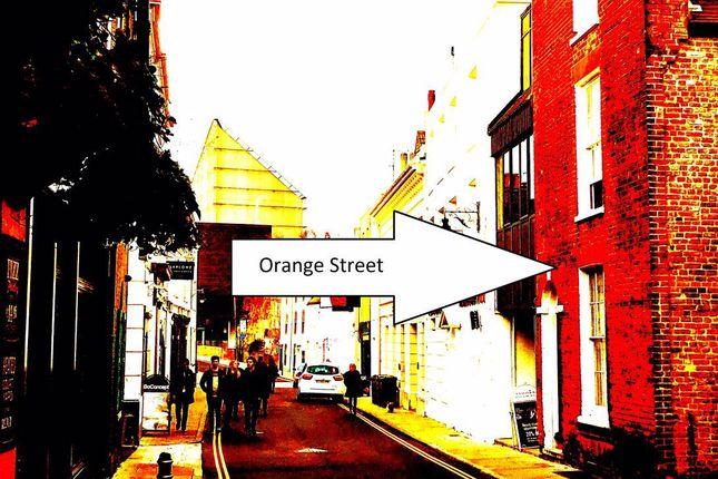 Thumbnail Property to rent in Orange Street, Canterbury