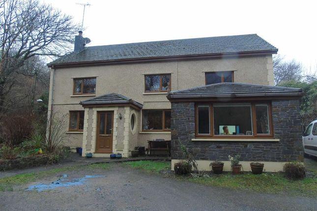 Thumbnail Detached house for sale in Blaen Y Coed, Y Graig, Burry Port
