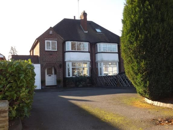 Thumbnail Semi-detached house for sale in Widney Lane, Solihull, West Midlands