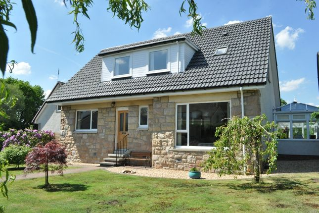 Thumbnail Detached house for sale in Rowan Crescent, Killearn, Stirlingshire