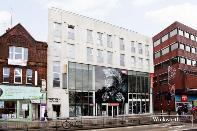 Thumbnail Flat to rent in Portman House, 136 High Road, Wood Green