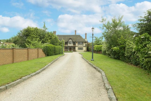 Thumbnail Country house for sale in Burbage, Leicestershire