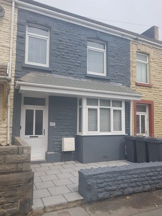 Thumbnail Terraced house to rent in Danygraig Road, Port Tennant, Swansea