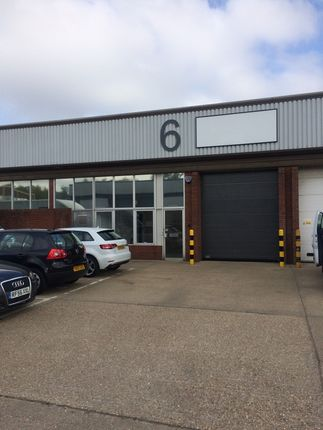 Thumbnail Industrial to let in Maylands Wood Industrial Estate, Hemel Hempstead