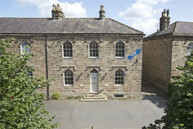 Thumbnail Detached house for sale in Ripley, Harrogate, North Yorkshire