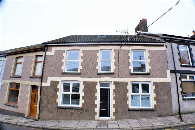 Thumbnail Terraced house for sale in Oakley Terrace, Penrhiwfer, Tonypandy