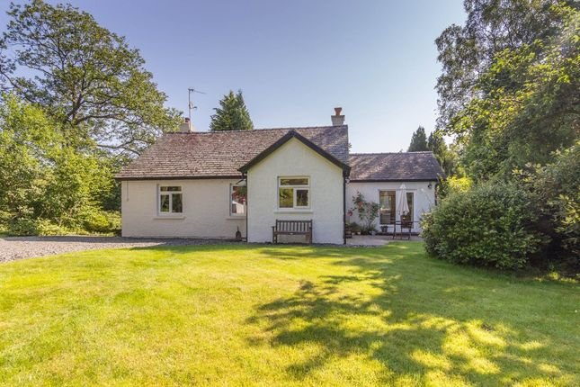 Thumbnail Detached bungalow for sale in Newby Bridge, Ulverston