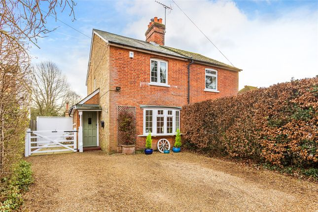 Thumbnail Semi-detached house for sale in Woking, Surrey