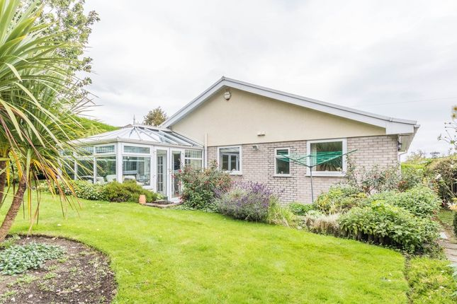 Thumbnail Detached bungalow for sale in Barker Close, Burton, Carnforth