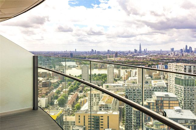 Studio for sale in Arena Tower, 25 Crossharbour Plaza, Canary Wharf, London
