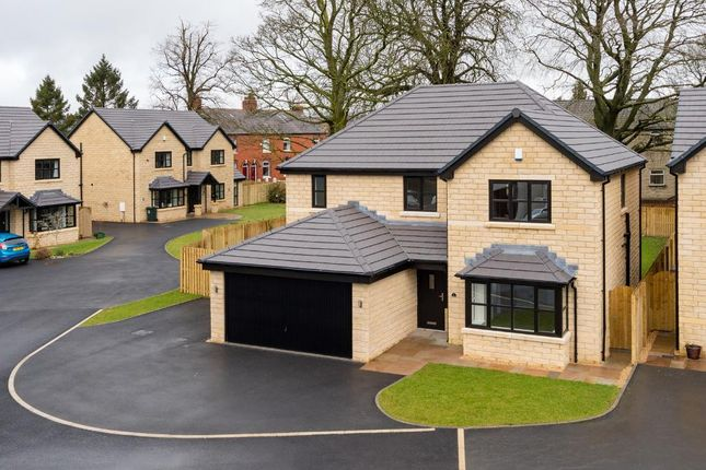 Thumbnail Detached house for sale in Plot 5, St Paul's View, Edisford Road, Clitheroe