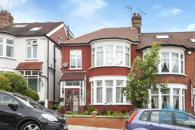 Thumbnail Detached house for sale in Blake Road, Bounds Green, London