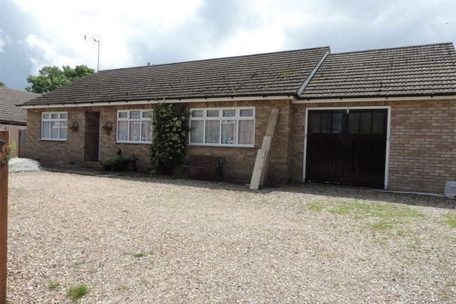 Thumbnail Detached bungalow to rent in Ford Lane, Morton, Bourne, Lincolnshire