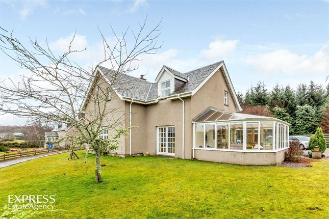 Thumbnail Detached house for sale in Nairn, Nairn, Highland