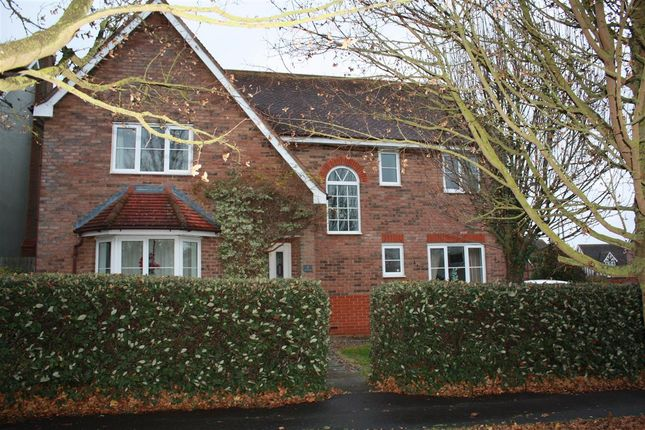 Thumbnail Detached house to rent in The Grove, Wistow, Huntingdon