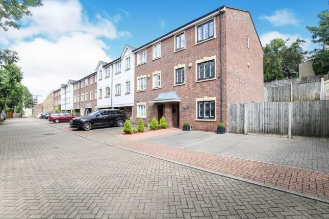 Thumbnail End terrace house for sale in Buckley Close, Forest Hill, London, .