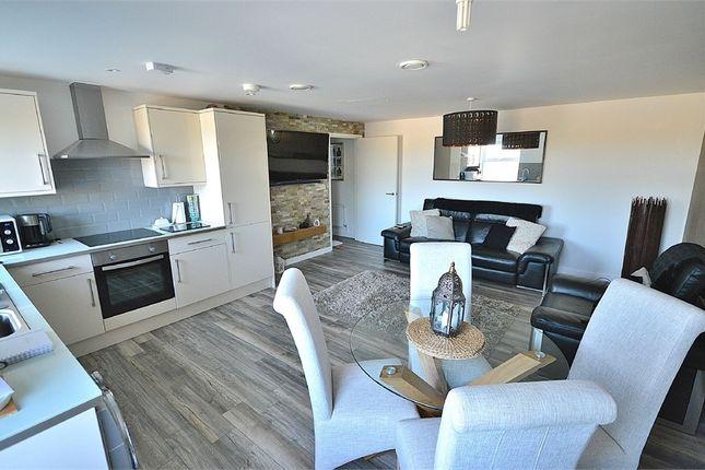 Thumbnail Flat for sale in Park House Apartments, Kingsley Park Terrace, Northampton