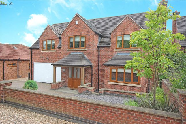 Thumbnail Detached house to rent in Paddock Close, Loughborough, Leicestershire
