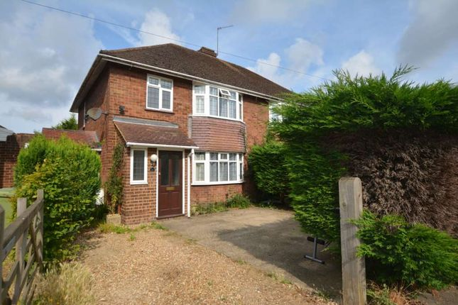 Thumbnail Semi-detached house to rent in North Street, Bletchley, Milton Keynes