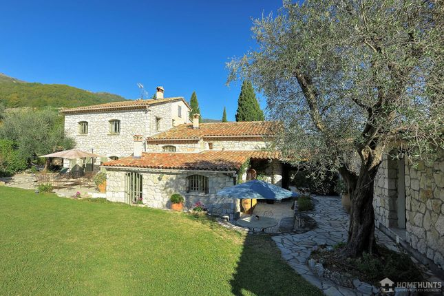 8 bed property for sale in Tourrettes Sur Loup, Alpes-Maritimes, France