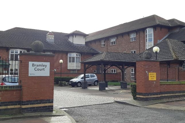 Thumbnail Flat to rent in Bramley Court, Hartlepool