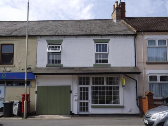 Thumbnail Terraced house for sale in Whitehill Road, Ellistown, Coalville, Leicestershire