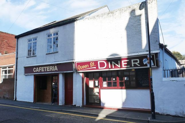 Restaurant/cafe for sale in Queen Street Diner, 12/13 Queen Street, South Shields
