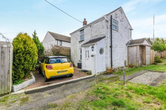 Thumbnail Detached house for sale in Carnkie, Redruth, Cornwall