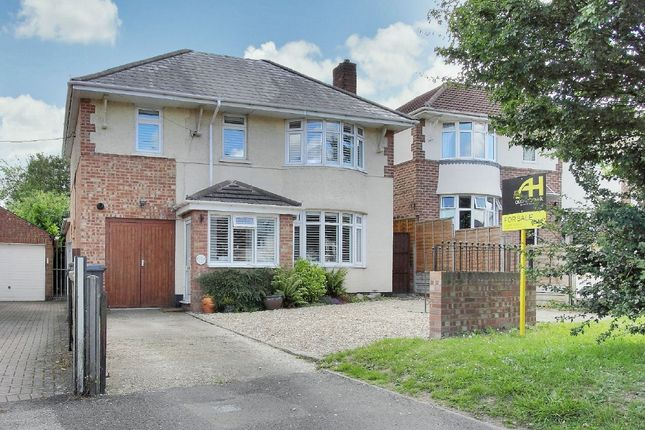 Thumbnail Detached house for sale in Salisbury Road, Andover