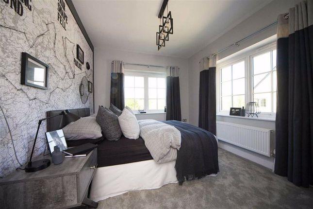 Bedroom Two of The Finstock, Fellside Development, Chipping PR3