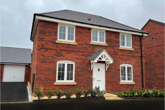 "3 bed detached house for sale in ""Elmley"" at Park Lane, Castle Donington, Derby DE74"
