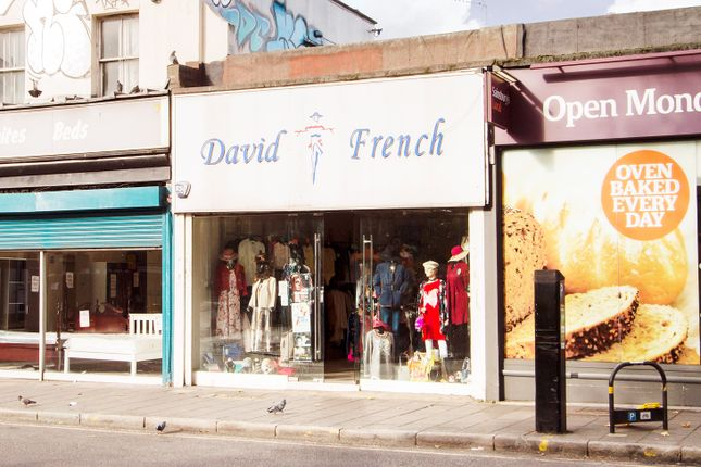 Retail premises to let in Lower Clapton Road, London