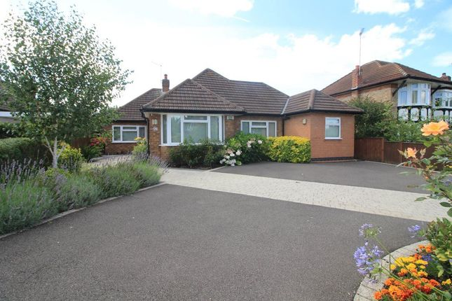 Thumbnail Bungalow to rent in Selby Road, West Bridgford, Nottingham
