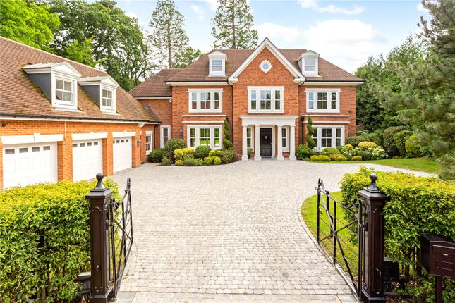 Thumbnail Detached house for sale in Holland Place, Bagshot Road, Ascot, Berkshire