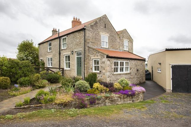 Thumbnail Semi-detached house to rent in Greenacres, Hamsterley, Bishop Auckland, County Durham