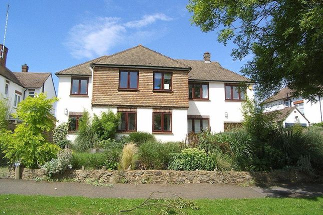 Thumbnail Detached house to rent in Marlborough Crescent, Sevenoaks