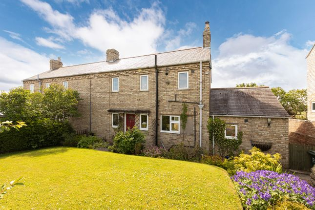 Thumbnail Semi-detached house for sale in 3 Southlands, Great Whittington, Northumberland